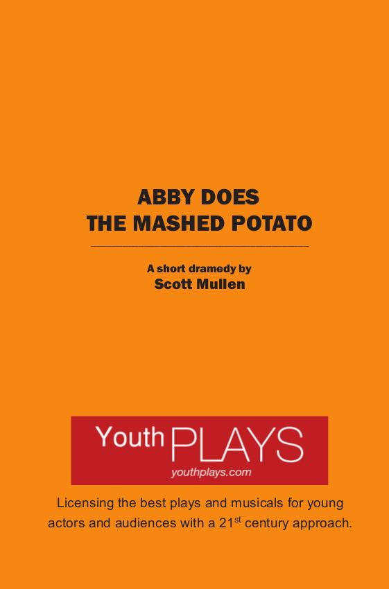 Mashed Potato Dance: Abby Does The Mashed Potato By Scott Mullen