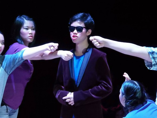 Dear Chuck at Singapore Polytechnic's Theatre Compass